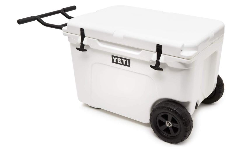 yeti tundra haul portable wheeled cooler review