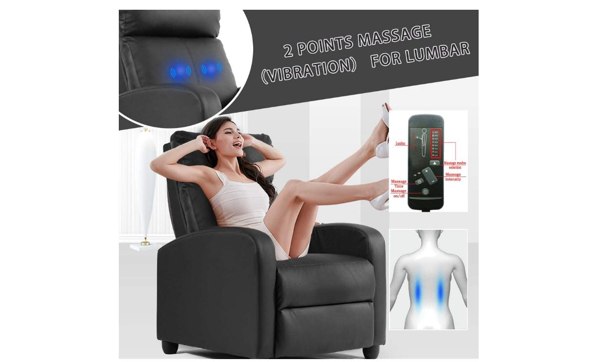 Best Massage Recliner Chair - BestCartReviews