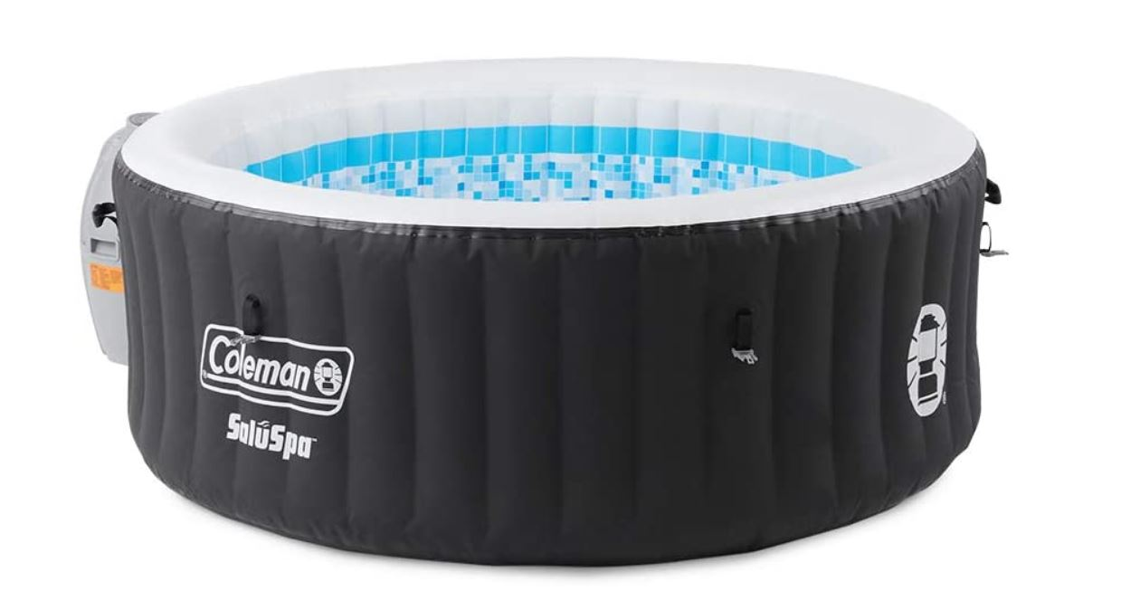 Coleman 4 Person Inflatable Hot Tub Spa Reviews-BestCartReviews