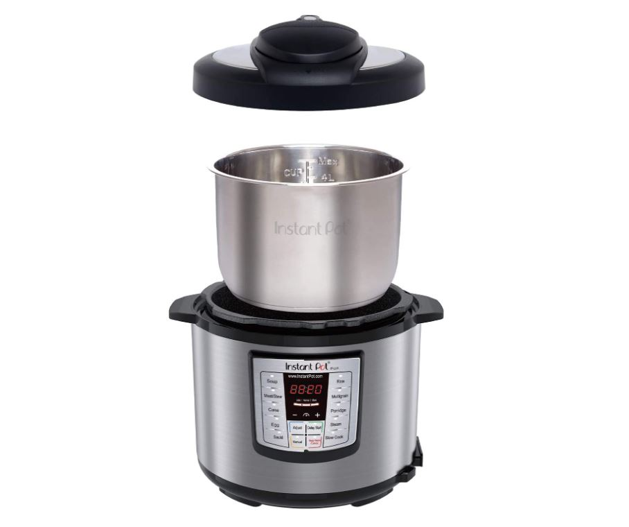 Instant Pot Lux 6-in-1 Electric Pressure Cooker-BestCartReviews