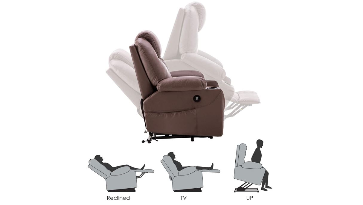 10 Best Reclining Chairs for Neck & Lower Back Pain, Reviews & FAQ's 2021