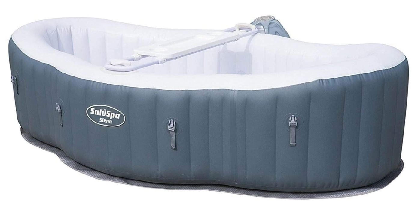 SaluSpa Siena AirJet Inflatable Hot Tub Review-BestCartReviews