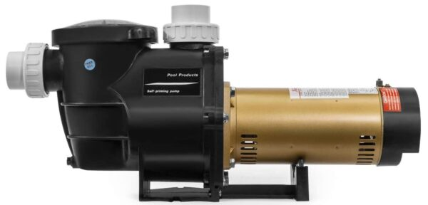 XtremepowerUS 2HP Inground Pool Pump 220V Dual Speed by BestCartReviews