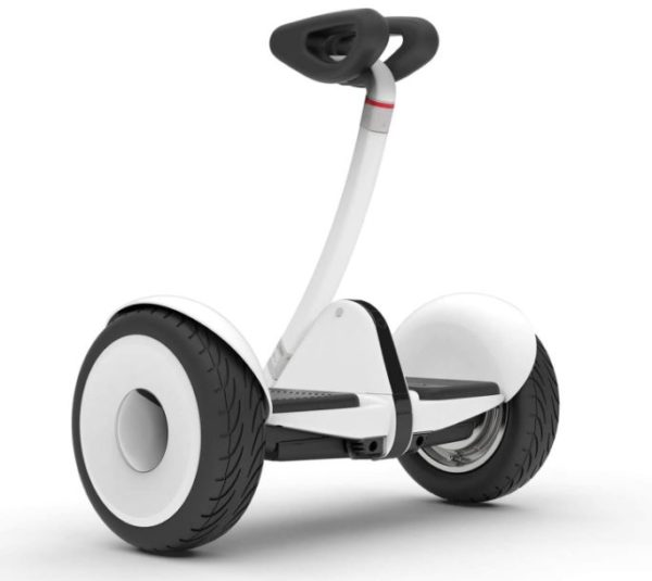 Segway Ninebot S Smart Self-Balancing Electric Scooter with LED light - BestCartReviews